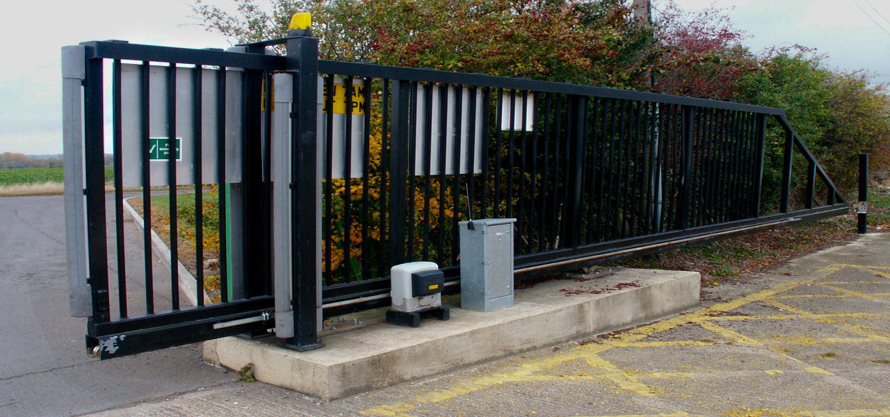 Gate & Barrier Automation